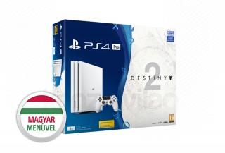 PlayStation 4 (PS4) Pro 1TB + Destiny 2 (Limitált kiadás) PS4