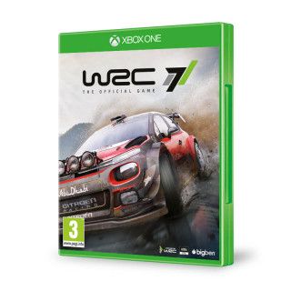 World Rally Championship 7 (WRC 7) XBOX ONE