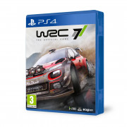 World Rally Championship 7 (WRC 7) PS4