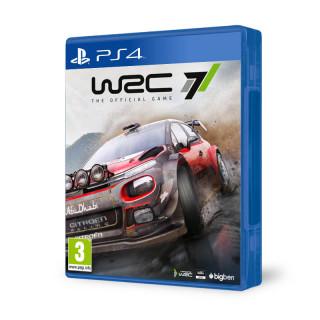 World Rally Championship 7 (WRC 7) (használt) PS4