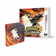 Pokémon Ultra Sun Fan Edition (Steelbook Edition) 3 DS