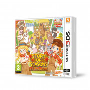 Story of Seasons: Trio of Towns 3 DS