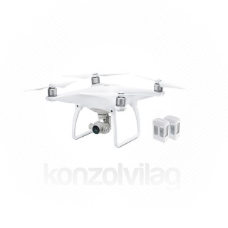 DJI Phantom 4 Pro (EU) +2 akkumulatorral PC