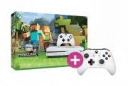 Xbox One S 500GB + Minecraft XBOX ONE
