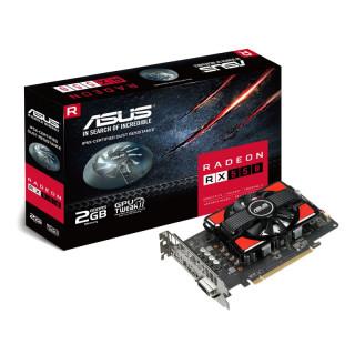 Asus Radeon RX 550 2GB GDDR5 (RX550-2G) 90YV0AG1-M0NA00 PC