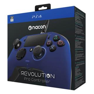 PlayStation 4 (PS4) Nacon Revolution Pro Kontroller (Kék) PS4