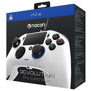 PlayStation 4 (PS4) Nacon Revolution Pro Kontroller (Fehér) PS4