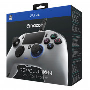 PlayStation 4 (PS4) Nacon Revolution Pro Kontroller (Ezüst) PS4