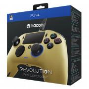 PlayStation 4 (PS4) Nacon Revolution Pro Kontroller (Arany) PS4