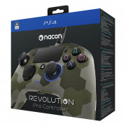 PlayStation 4 (PS4) Nacon Revolution Pro Kontroller (Zöld terepmintás) PS4