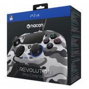 PlayStation 4 (PS4) Nacon Revolution Pro Kontroller (Szürke terepmintás) PS4