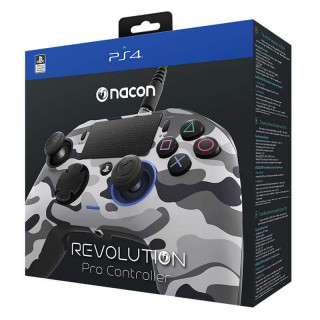 Nacon Revolution Pro Kontroller (Szürke terepmintás) PS4