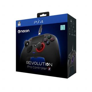 PlayStation 4 (PS4) Nacon Revolution Pro Kontroller 2 (Fekete) PS4