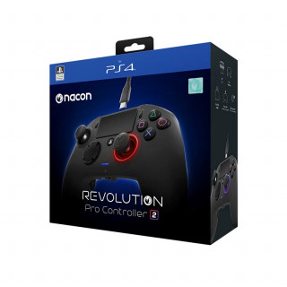 PlayStation 4 (PS4) Nacon Revolution Pro Kontroller 2 (Fekete) PS4