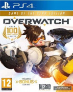Overwatch Game of The Year Edition (GOTY) PS4