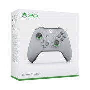 Xbox One Kontroller (Vezeték nélküli) (Szürke/Zöld) XBOX ONE