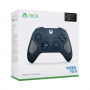Xbox One Kontroller (Vezeték nélküli) Patrol tech (Sötétkék) XBOX ONE
