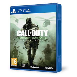 Call of Duty 4: Modern Warfare Remastered (használt) PS4