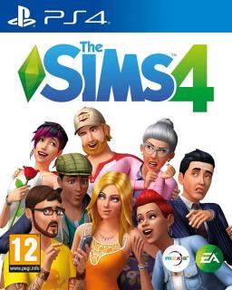 The Sims 4 (használt) PS4