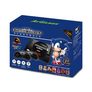 SEGA Mega Drive Flashback HD Retro