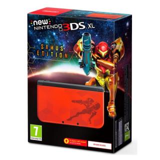 New Nintendo 3DS XL Samus Edition (Limitált kiadás) 3DS