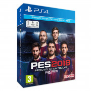 Pro Evolution Soccer 2018 Legendary Edition (PES 18) PS4