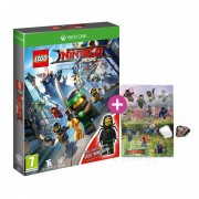 The LEGO Ninjago Movie Videogame Toy Edition XBOX ONE