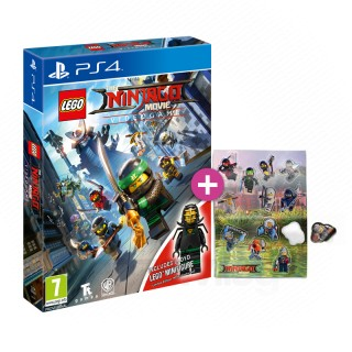 The LEGO Ninjago Movie Videogame Toy Edition PS4