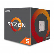 AMD Ryzen 5 1600 BOX (AM4) YD1600BBAEBOX PC