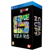 WWE 2K18 Cena (Nuff) Edition (Collector's Edition) PS4