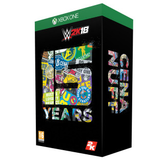 WWE 2K18 Cena (Nuff) Edition (Collector's Edition) XBOX ONE