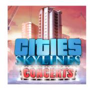 Cities: Skylines - Concerts (PC/MAC/LX) Letölthető PC