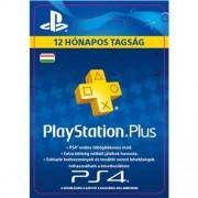PlayStation Plus kártya 12 hónapos (PSN Plus) (DIGITÁLIS) PS4