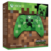 Xbox One Vezeték nélküli Kontroller (Minecraft Creeper Limited Edition ) XBOX ONE