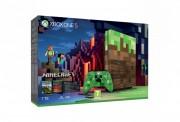 Xbox One S 1TB Minecraft Limited Edition Bundle XBOX ONE