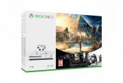 Xbox One S 1TB + Assassin's Creed Origins + Rainbow Six Siege XBOX ONE