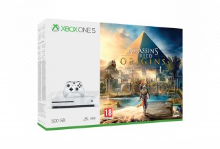 Xbox One S 500GB + Assassin's Creed Origins XBOX ONE
