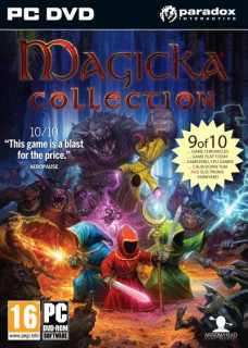 Magicka Collection (PC) Letölthető PC
