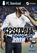 Football Manager Touch 2018 (PC/MAC/LX) Letölthető + BÉTA PC