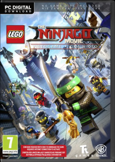LEGO Ninjago Movie Video Game (PC) Letölthető PC