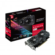 Asus Radeon RX 560 Strix OC 4GB GDDR5 (ROG-STRIX-RX560-O4G-GAMING) PC