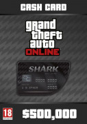 Grand Theft Auto Online: Bull Shark Card (PC) Letölthető