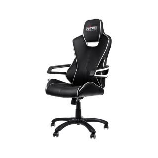 Nitro Concepts E220 Evo gaming szék fehér narancs NC E220E WO