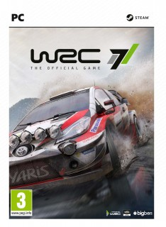 WRC 7 FIA World Rally Championship (PC) Letölthető PC