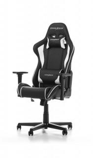 Gamer szék DXRacer Formula Fekete/Fehér (GC-F08-NW-H1) PC