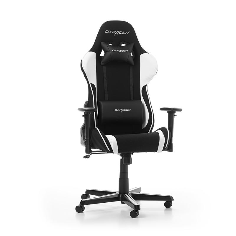 gamer szék dxracer formula fekete fehér