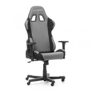 Gamer szék DXRacer Formula Fekete/Szürke (GC-F01-GN-G1) PC