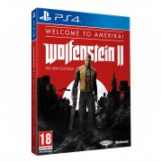 Wolfenstein II: The New Colossus Welcome to Amerika Edition PS4
