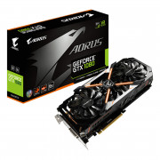 GIGABYTE GeForce GTX1080 8GB 8G GDDR5X Aorus GV-N1080AORUS-8GD PC