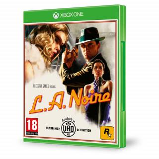 L.A. Noire (használt) XBOX ONE